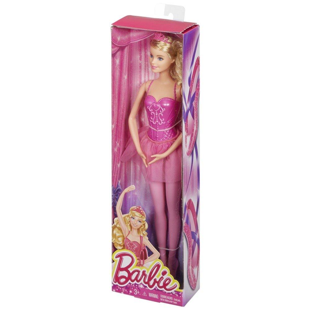 Barbie – Puppe Ballerina Rosa B00MZ6MT6A Ankleide- & Modepuppen Heißer Verkauf  | Reichlich Und Pünktliche Lieferung