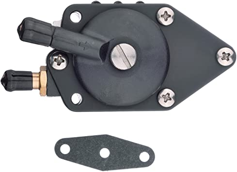 JINGKE Outboard Fuel Pump with Gasket for Johnson Evinrude 438556 433387 20-140 hp 48//90//115 18-7352