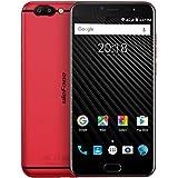 Ulefone T1 4G LTE Cellulare 5.5 pollici FHD Schermo 7.0 Octa Core Cellulare 6GB RAM 64GB ROM 13MP Telecamera anteriore + telecamere principali Doppio, tipo di batteria Body impronte 3680mAh C, SIM senza abbonamento
