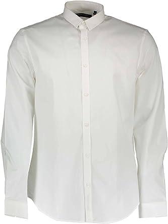 GUESS MARCIANO 72H4314416Z Camisa con Las Mangas largas ...