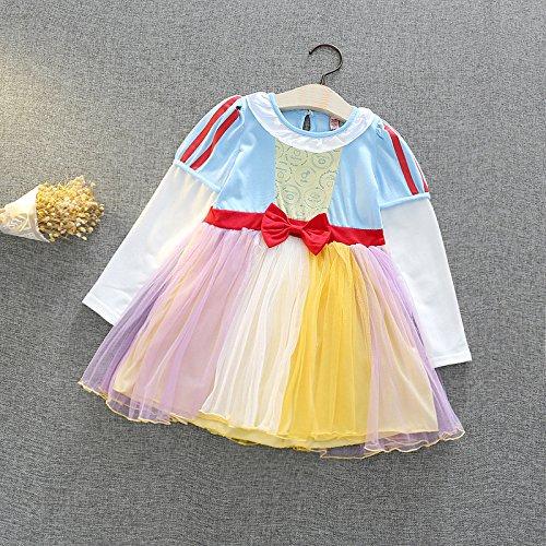 42dea21d5dab3 m146 白雪姫ドレス プリンセスドレス 人魚姫 アリエルドレス キッズ アリス 子供用ドレス 女の子 子供