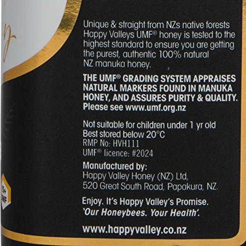Happy Valley UMF 18+ Manuka Honey, 500g (17.6oz) by Happy Valley (Image #3)