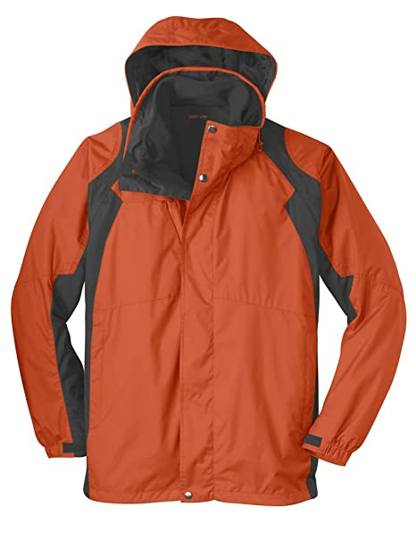 Amazon.com: Joes USA - Chaqueta impermeable 3 en 1 para ...