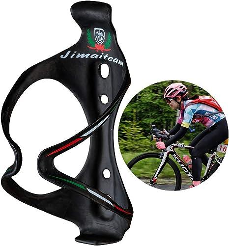 LIDAUTO Soporte de Botella de Agua para Bicicleta Ligero y Fuerte fácil y Rápido de Montar Sistema de Soporte Seguro: Amazon.es: Deportes y aire libre