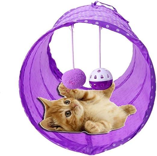 Túneles Para Gatos Artículos Para Gatos Tubos Y Túneles Para Animales Pequeños Túnel Para Mascotas Tela Para Tiendas De Mascotas Herramienta Para Túneles Para Gatos Pasaje Para Gatos Lavable A: Amazon.es: Productos