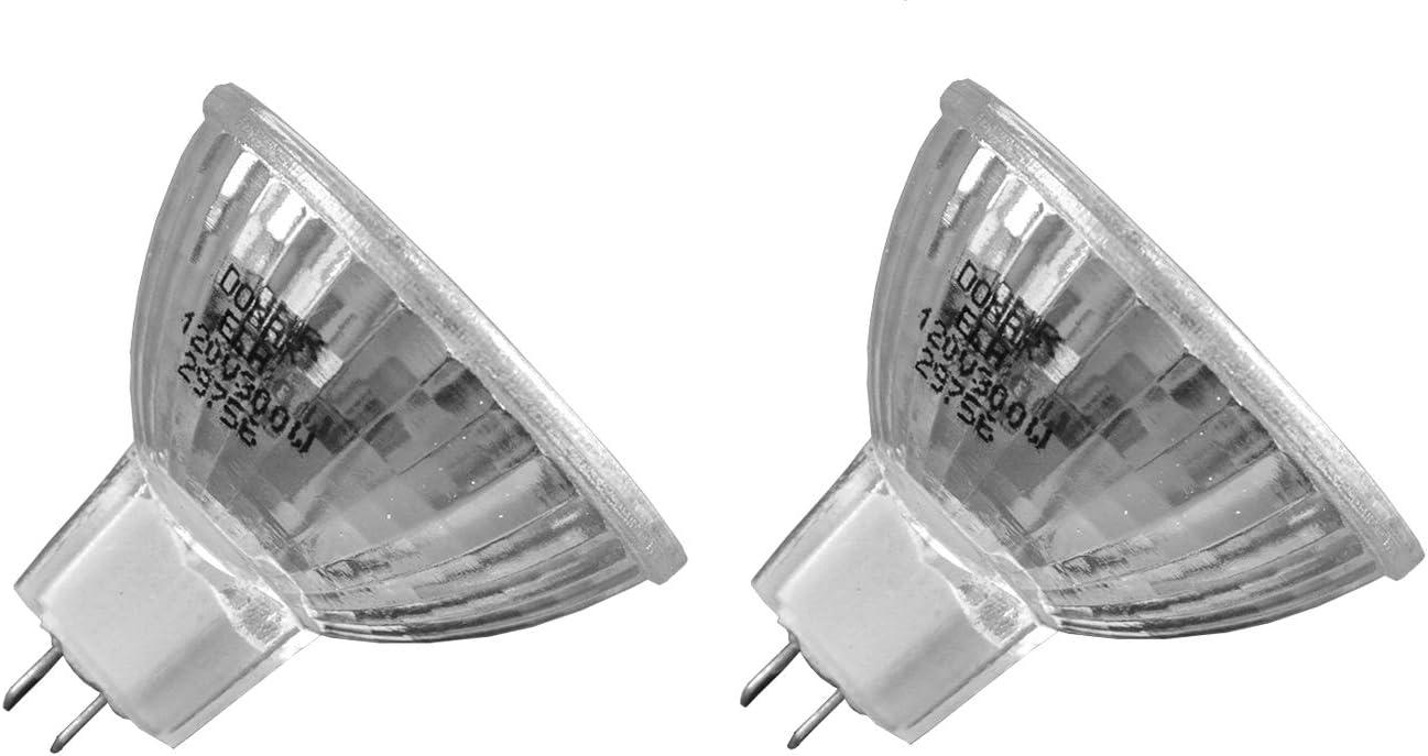 Replacement for Kodak Recordak 2634 Rv-1 Light Bulb 4 Pack