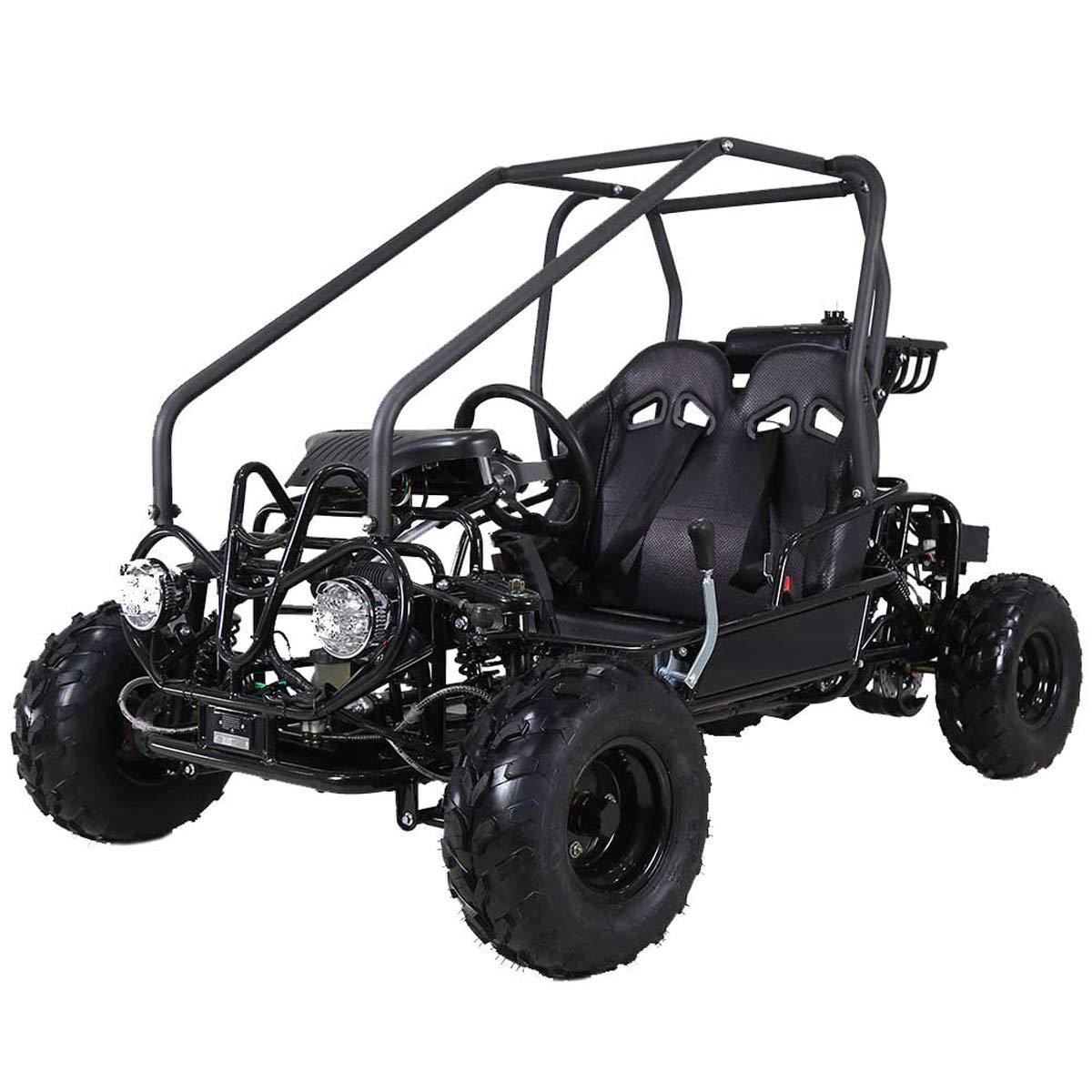 Kids Dune Buggy >> Amazon Com X Pro 110cc Kids Gokart Dune Buggy Youth Go Cart Gokart