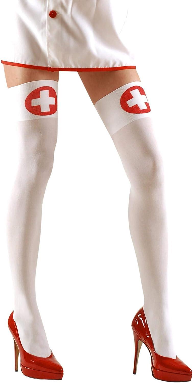 Calze autoreggenti infermiera 70den Taglia XL