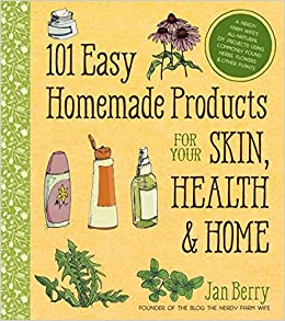 Amazon 101 easy homemade products for your skin health home amazon 101 easy homemade products for your skin health home a nerdy farm wifes all natural diy projects using commonly found herbs solutioingenieria Gallery