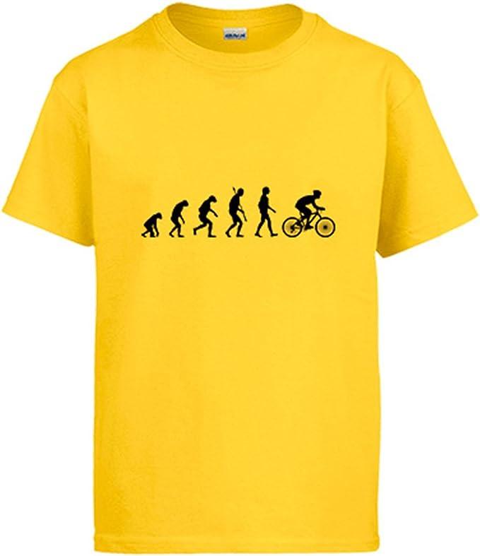 Diver Camisetas Camiseta Cyclist Evolution la evolución del ...
