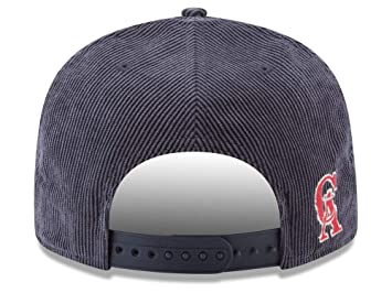 the best attitude c0370 c8734 Amazon.com   New Era Los Angeles Angels MLB All Cooperstown Corduroy 9FIFTY  Snapback Cap   Sports   Outdoors