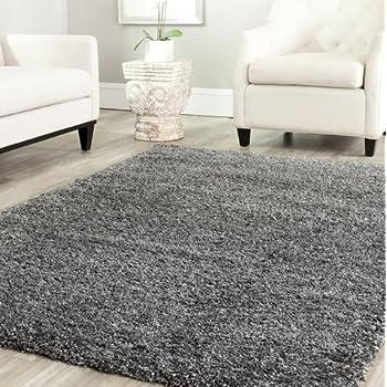 This item Safavieh Cozy Shag Rug  4 by 6 feet  Dark Gray. Amazon com  Safavieh Cozy Shag Rug  4 by 6 feet  Dark Gray