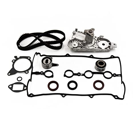 Amazon Com Timing Belt Kit Water Pump Wtensioner Gasket 2001 2002
