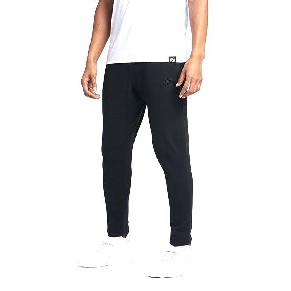 Nike M Nk Air Pant Pantalón Largo de Baloncesto, Hombre, Negro ...