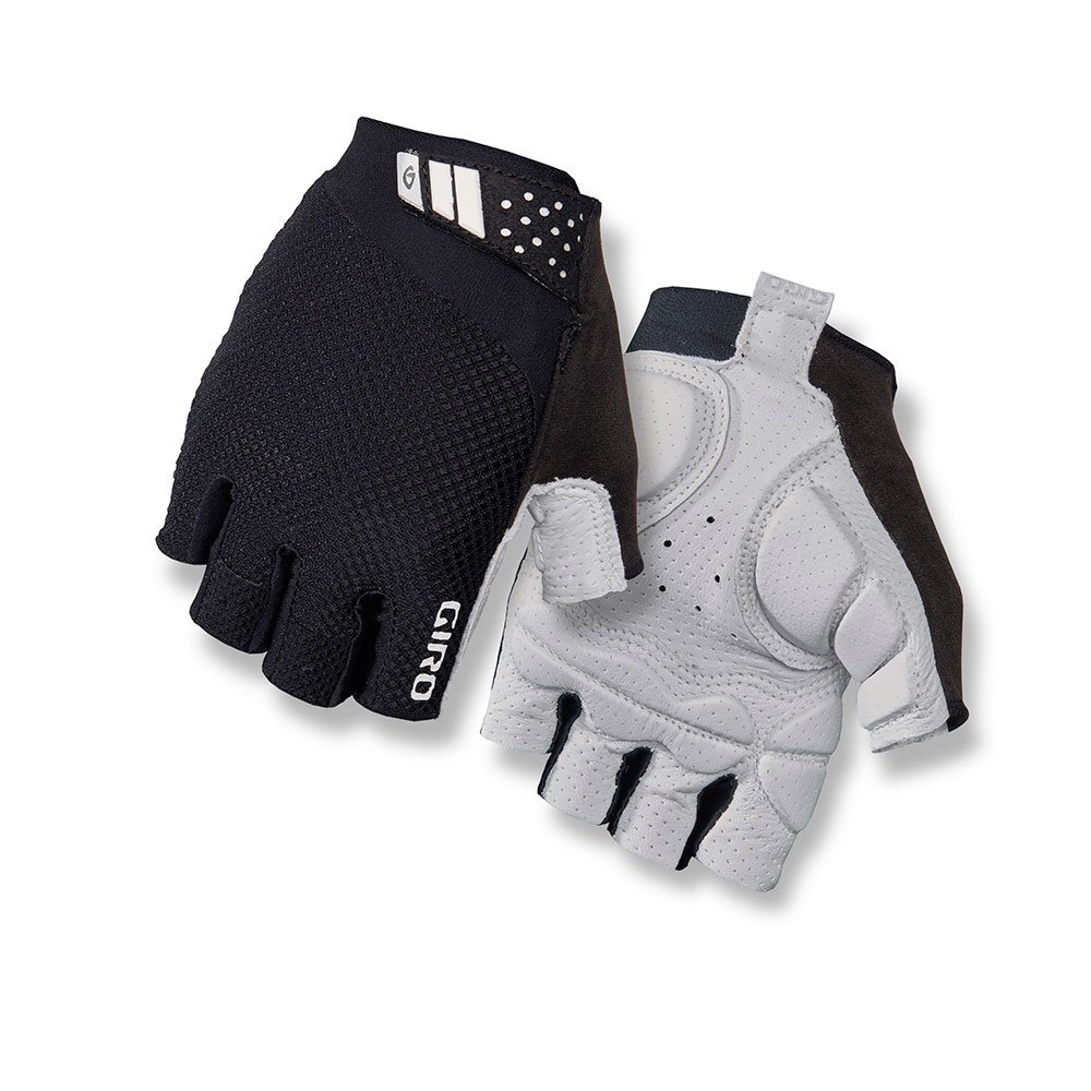 Giro Monica II Gel Womens Cycling Gloves Black Small