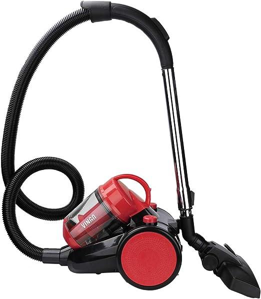 Opinión sobre 3.0L 900W Aspirador sin Bolsa, aspiradora ciclónica de motor de alta eficiencia , Filtro Hepa H12 Lavable , aspiradora bolsa de limpieza de clase A