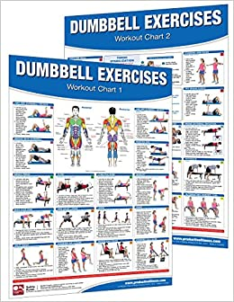 Magic image with regard to dumbbell workout chart printable