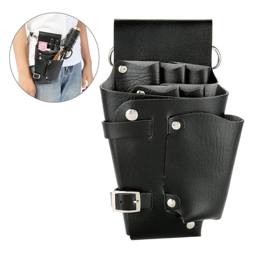 Professional Portable Hairdressing Tool Pouch Bag Barber Salon Scissor Comb Holster Bag with Waist Belt Yotown
