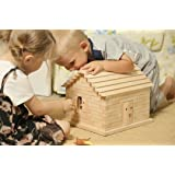 Toddler Puzzles For 3 Year Old-wooden Building Toys For Kids 4 Year Old And Up.That Develop Brain To Succeed In Life. Family Playing Activities Indoor, Outdoor With Boys, Girls. Invest In Your Child.