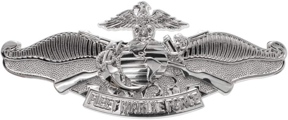 Patriot Accessories Air Force Aircrew Metal Decal Auto Emblem