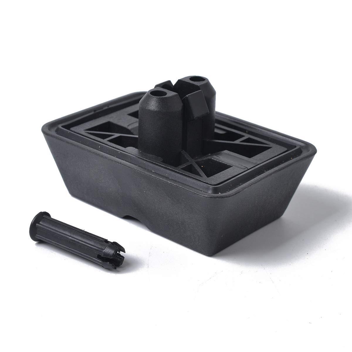 HERCHR Car Jack Rubber Mat, For BMW 357 Series Jack Rubber 51718268885, Black