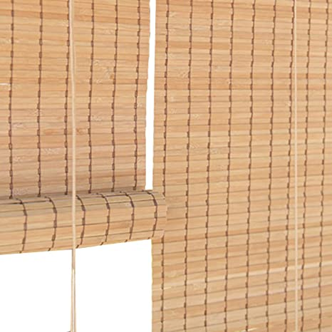 decoration bamboo roller blinds
