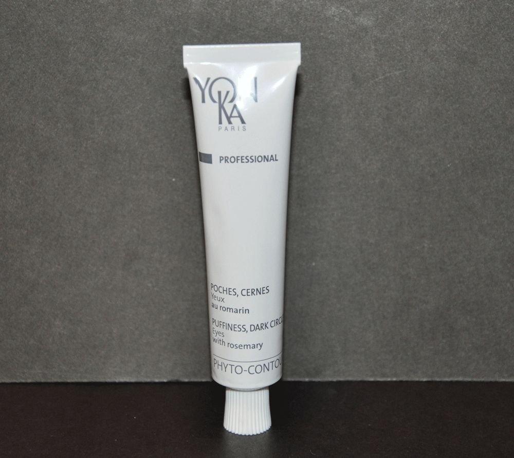Yonka Phyto-Contour Eye cream 25ml/0.88oz. Professional Size ANTI AGING SKIN CARE