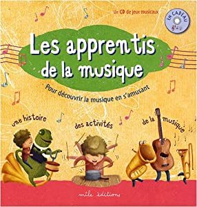 """Afficher """"Les apprentis de la musique"""""""