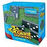 Kingfisher GA008 - Dominoes Garden Game