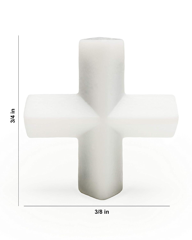B002VBW6XA Bel-Art Spinplus Teflon Magnetic Stirring Bar; 19.1 x 9.5mm, White (F37144-0034) 61ml8rXlETL
