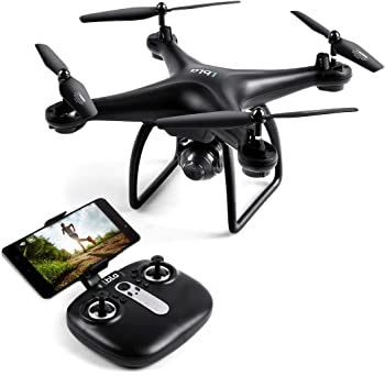 LBLA SX16 Wi-Fi FPV Training Quadcopter with HD Camera