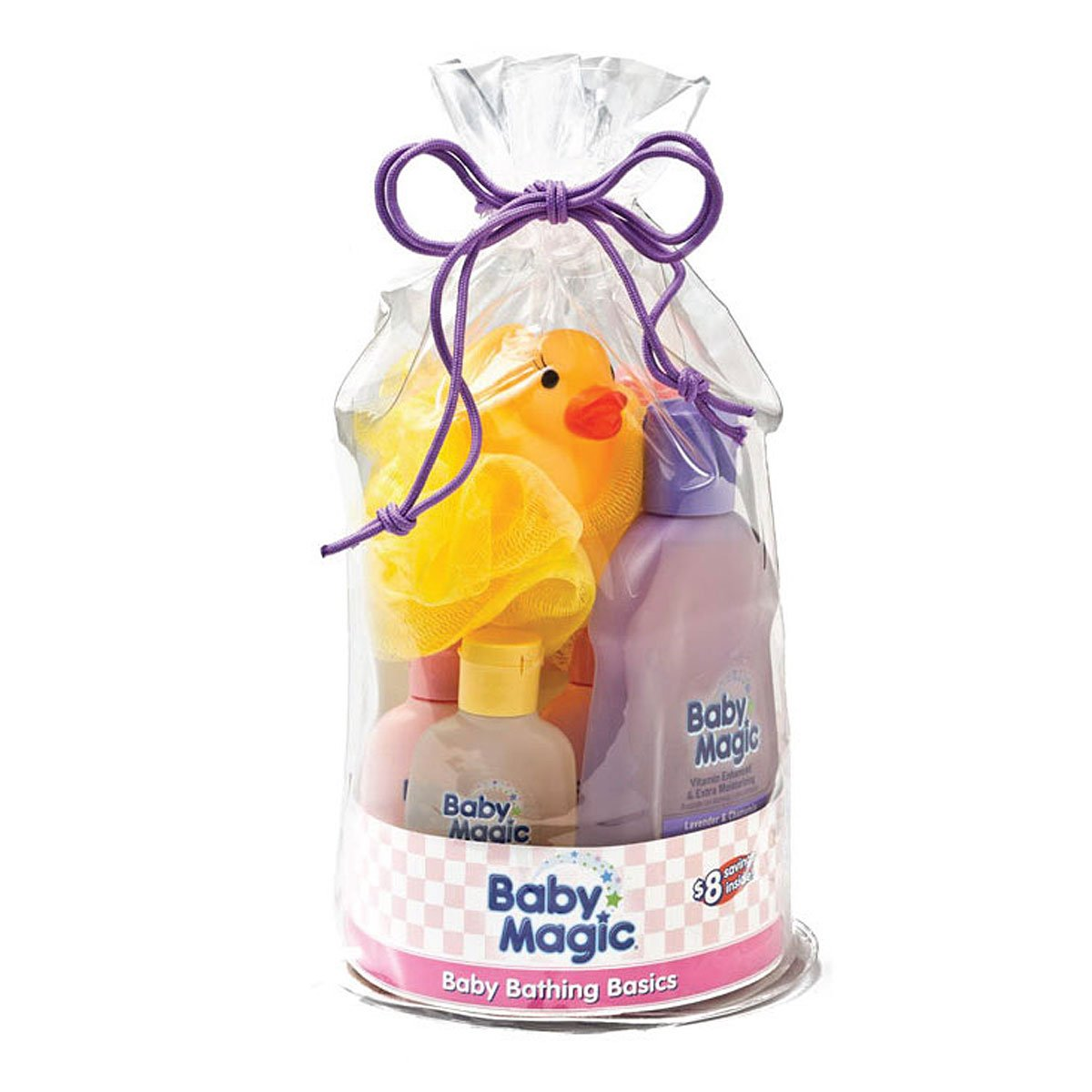 Amazon.com: Baby Magic Baby Bathing Basics Gift Set (Pack of 2 ...