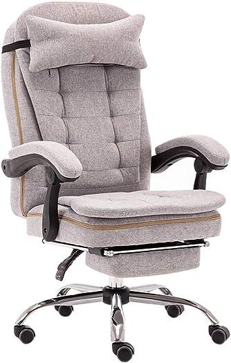 Ergonomic Office Recliner Chair High-Back Desk Chair