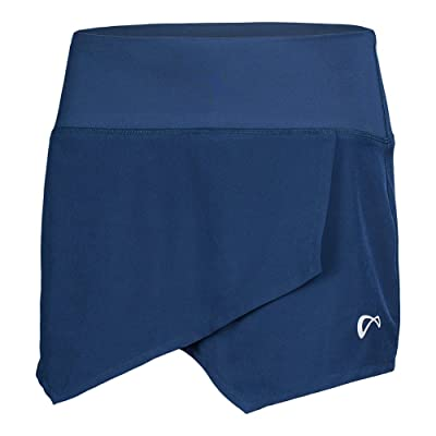 Athletic DNA Women`s Origami Tennis Skort Dress Blue-(W416-35H16)