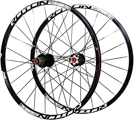 WCS MTB Ciclo de la Rueda Equipo Conjunto de 26 Pulgadas Bicicleta ...