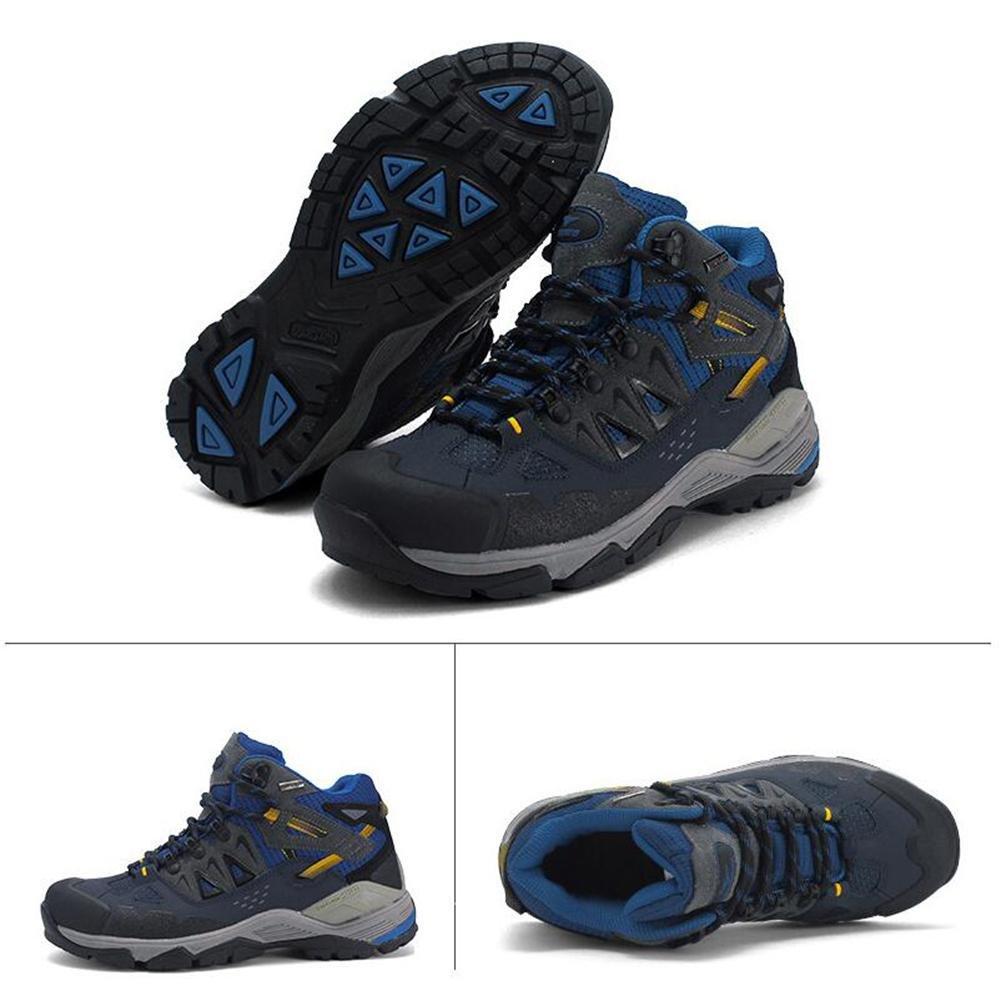 Herren Frühling im Freien Schuhe Wandern und Klettern Schuhe Freien langlebig rutschfest atmungsaktiv und angenehm zu tragen 22e91f