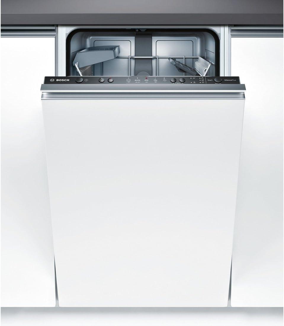 Bosch SPV50E90EU Serie 4 - Lavavajillas totalmente integrado (sin ...