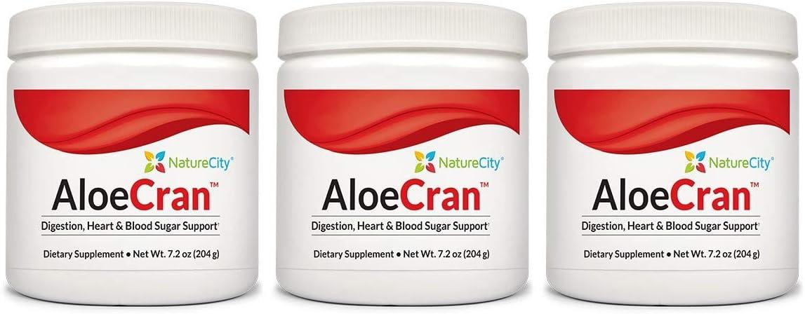 AloeCran Sugar Free Cranberry Drink Mix Powder 3