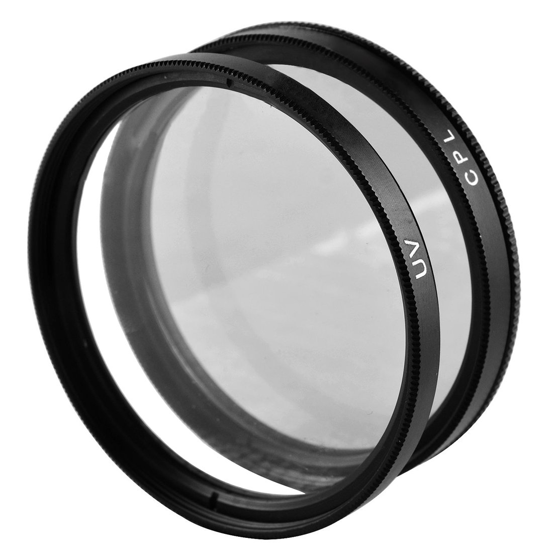 Cikuso CPL - Filtro UV para Canon EOS 700D, 100D, 600D, 1200D (58 ...