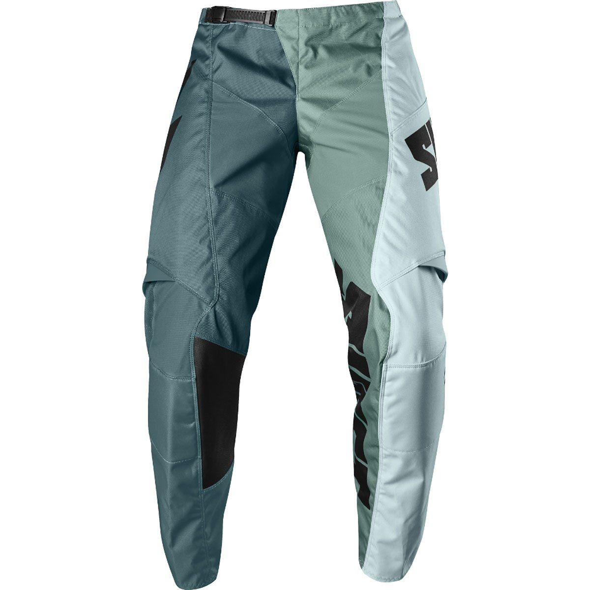 2018 Shift White Label Tarmac Pants-Teal-32