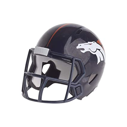 36b5acd7 Denver Broncos NFL Riddell Speed Pocket PRO Micro/Pocket-Size/Mini Football  Helmet