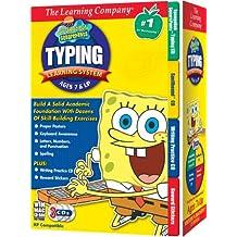 SpongeBob Squarepants Typing Learning System (2007)