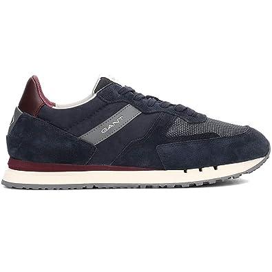 newest 9c3b4 4e701 GANT Herren David Sneaker: Amazon.de: Schuhe & Handtaschen