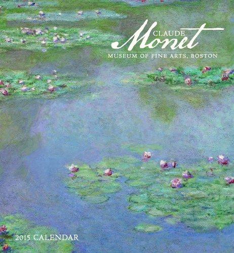 Monet 2015 Calendar pdf