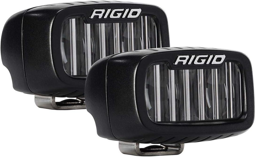 Rigid SR-M Series Light Cover Amber 301933