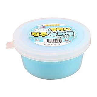TIMEMEAN Giocattolo profumato del fango del giocattolo di rilievo di sforzo della melma del Latte lanuginoso per i bambini morbidi non appiccicosi
