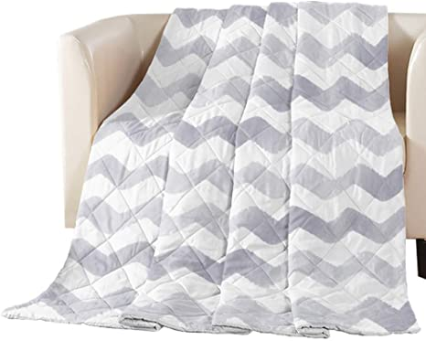 Twin Big buy store Thin Comforter Bedspread Throw Blanket Red Stripes Lightweight Reversible Bedding Quilt Black White Gray Quilted Coverlet for Couch Sofa Living Room 64x88 inch