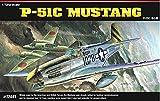 Academy 1/72 Plastic Model Kit P-51C MUSTANG The Fighter of World War II 12441 /item# G4W8B-48Q25970