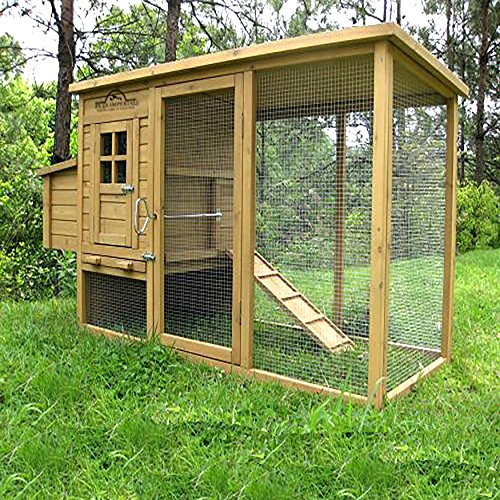 Pets Imperial Wentworth Large Chicken Coop Hen Ark  House Poultry Run Nest...