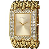 GUESS Women's U0085L1 Rocker Glitz Multi-Chain